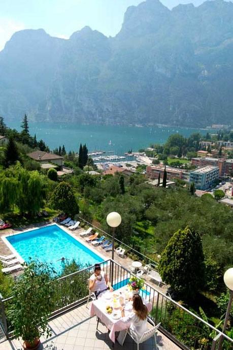 Hotel Benacus 3 stelle Riva Del Garda  Lago di Garda