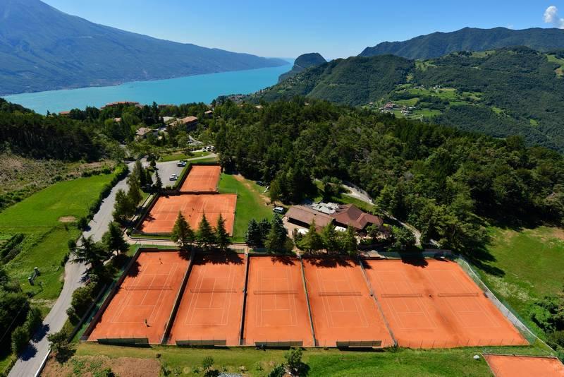 Hotel Le Balze  Aktiv  Tennis 4 stelle Tremosine  Lago