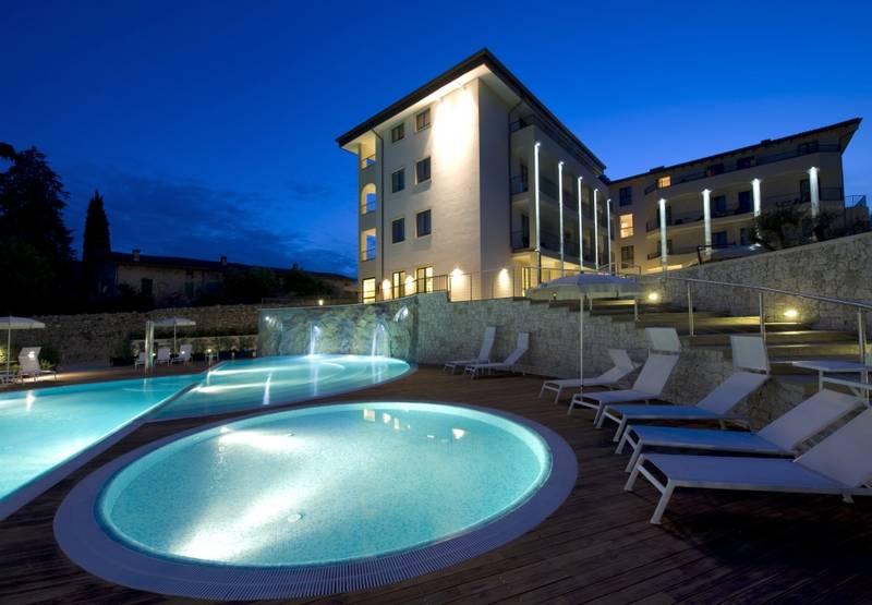 Hotel Villa Luisa Spa 4 stelle San Felice Sal  Lago di