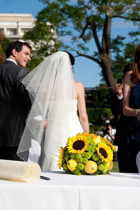 Matrimonio Tema Estate : Matrimonio a tema giallo con girasoli e limoni