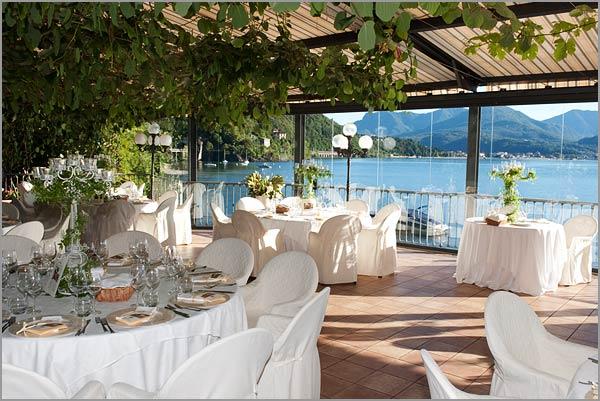 Matrimonio Ristorante Camin Hotel Colmegna Luino lago Maggiore
