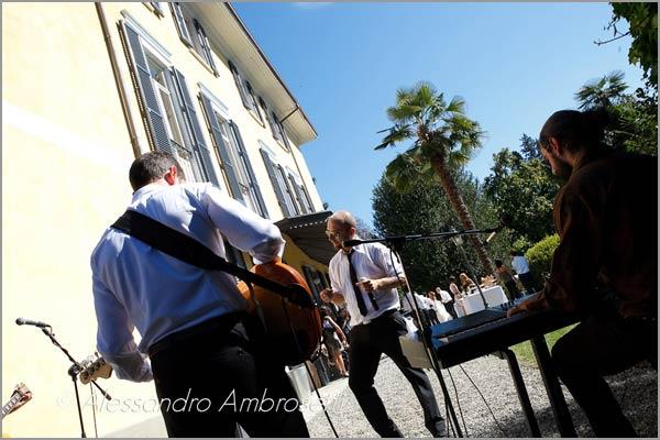musicisti matrimonio lago d'Orta