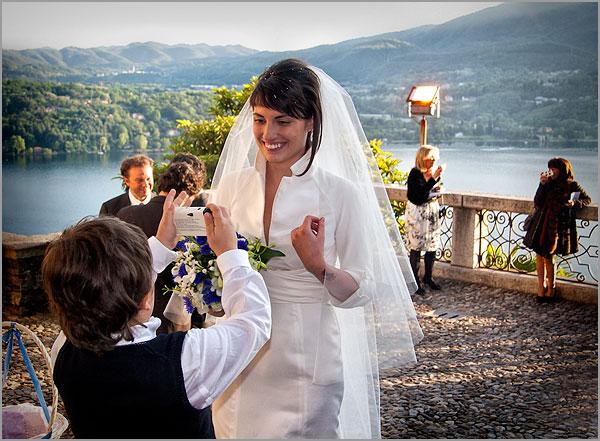 organizzazione matrimonio lago d'Orta
