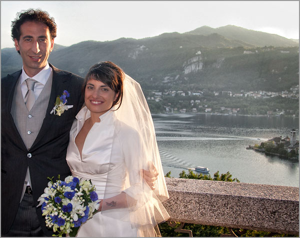 matrimonio chiesa Sacro Monte Orta
