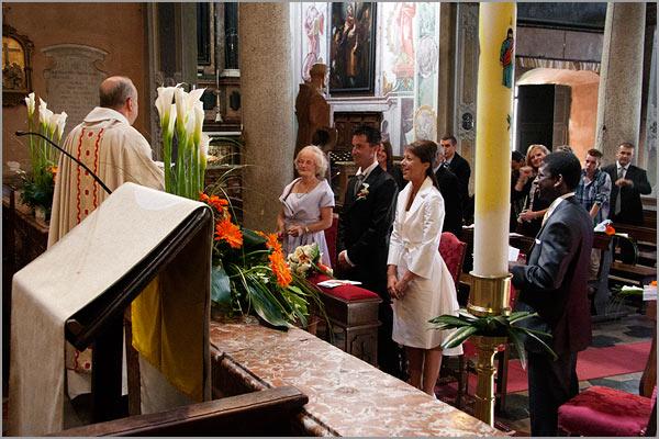 matrimonio chiesa Maria Assunta lago d'Orta