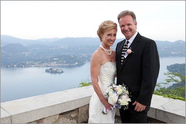 matrimonio Madonna del Sasso Lago d'Orta
