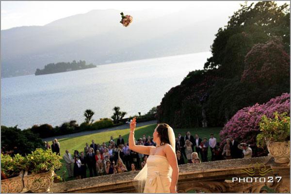 villa matrimonio Ghiffa lago Maggiore
