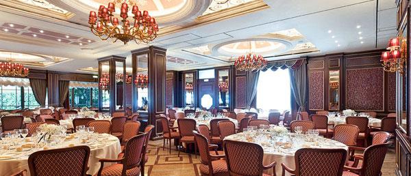 sala ricevimenti ristorante Hotel Dino Baveno