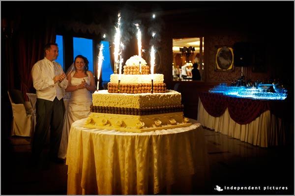 ricevimento matrimonio Hotel Dino Baveno