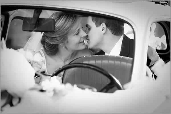 affitto Fiat 500 matrimonio