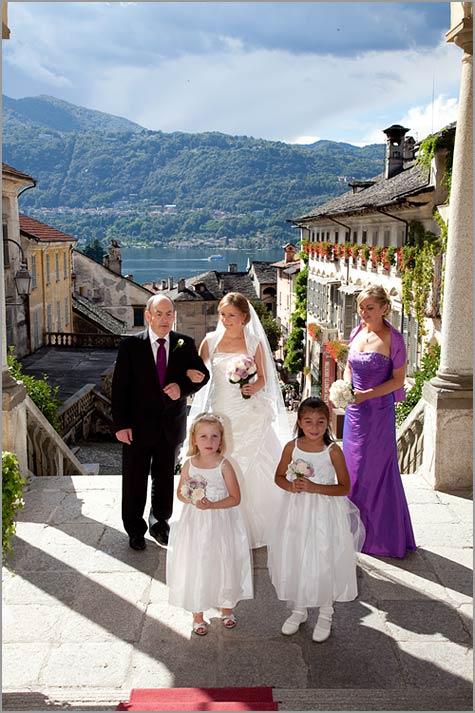 matrimonio chiesa Maria Assunta di Orta