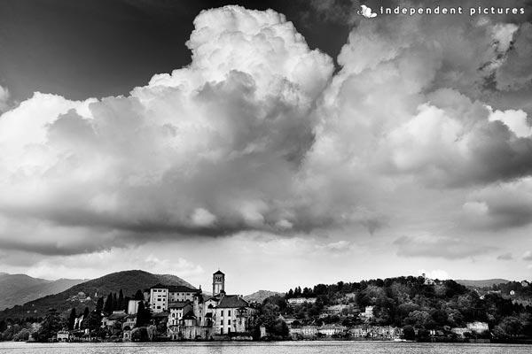 isola di San Giulio, lago d'Orta