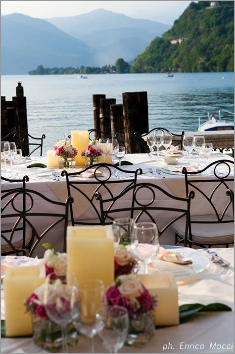 matrimonio ristorante Orta Beach Club