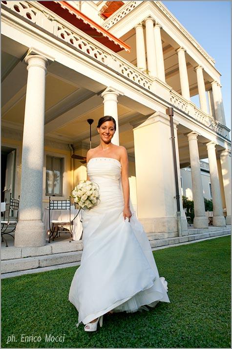 fotografo matrimonio Grand Hotel Majestic Verbania
