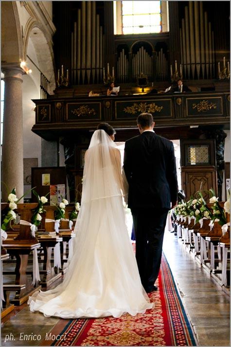 matrimonio chiesa San Leonardo Pallanza
