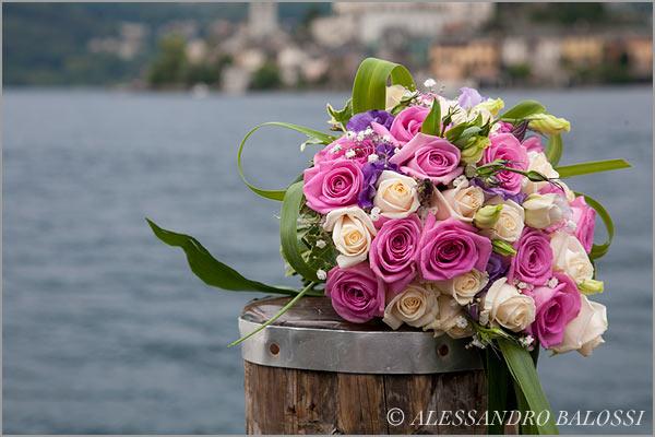 bouquet sposa rose Aqua