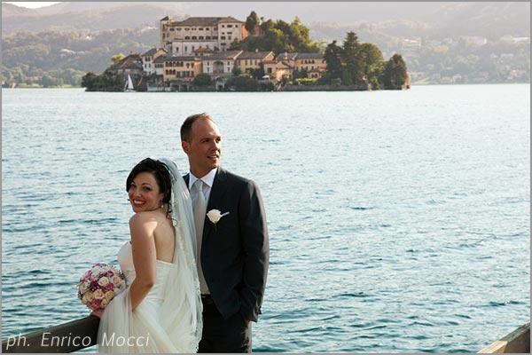 matrimonio Orta Beach Club