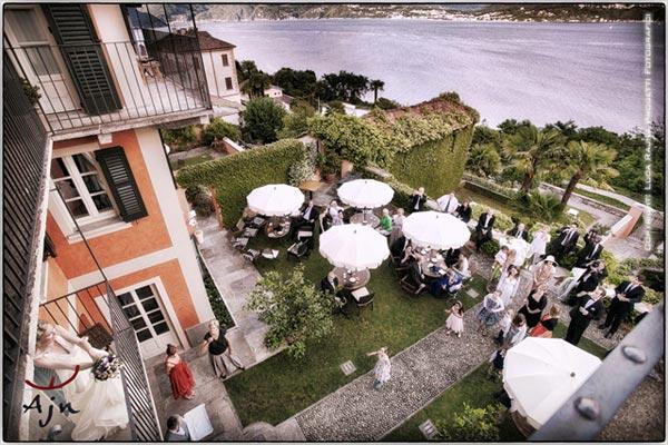 matrimonio a Villa Margherita