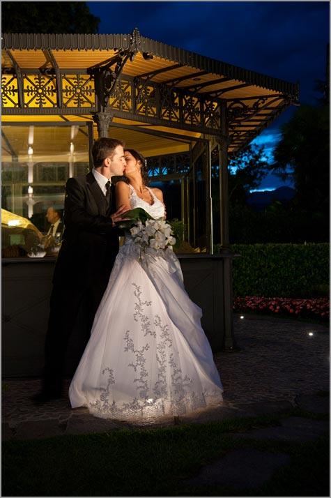ricevimento matrimonio hotel Bristol Stresa
