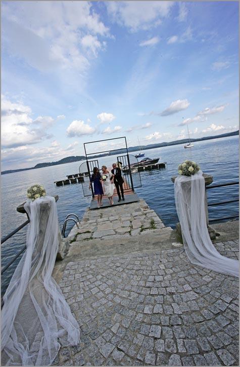 progettazione eventi e matrimoni sul Lago Maggiore