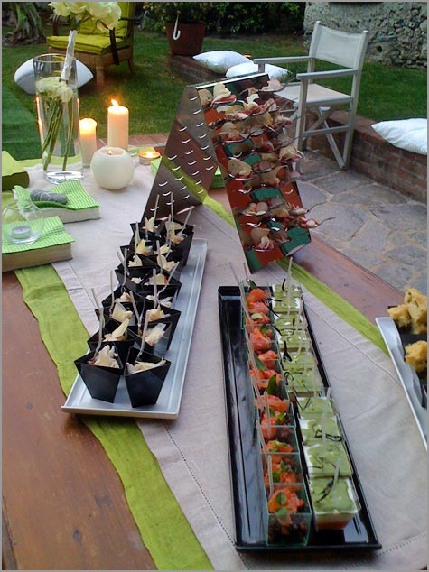 catering matrimonio Villa Frua Stresa