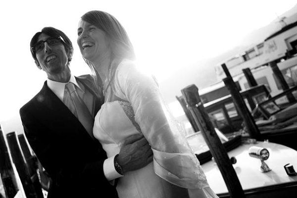 ristorante per matrimonio con terrazza sul lago d'Orta