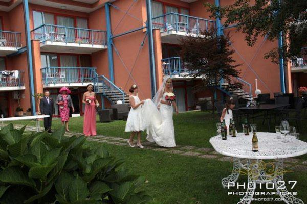 nozze Hotel L'Approdo Pettenasco
