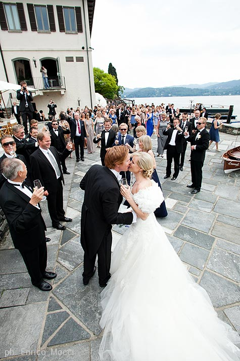 matrimonio Hotel San Rocco di Orta
