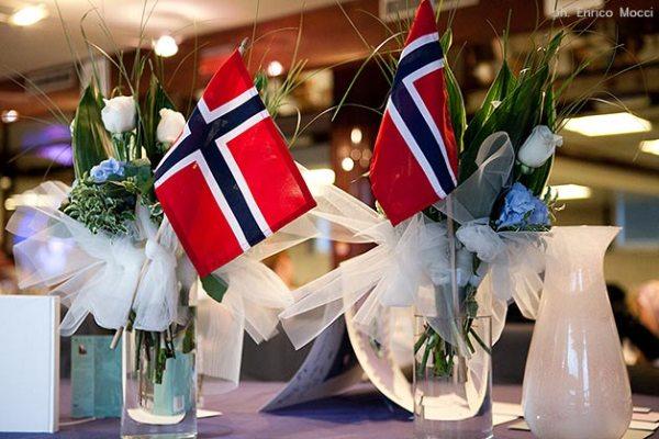 matrimonio norvegese in Italia
