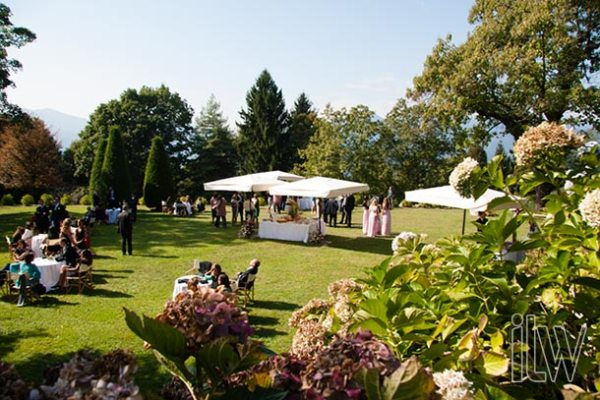ricevimenti di matrimonio a Villa Pestalozza