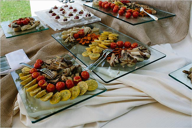 Doma Food & Party Design catering matrimonio Lago Maggiore
