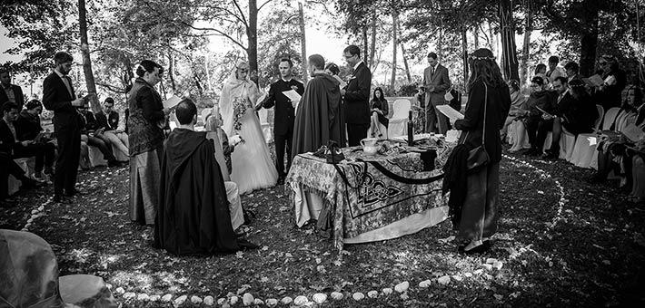 Matrimonio Celtico Toscana : Reportage matrimonio lago maggiore