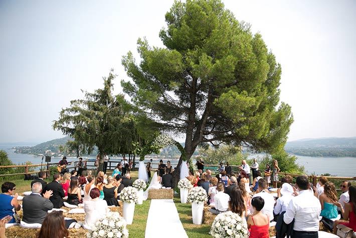 celebrante matrimonio rocca di arona