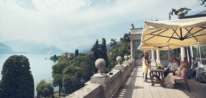 Villa Giulia  Matrimonio Lago Maggiore