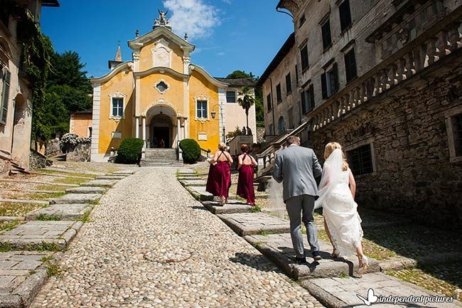 Chiesa dell'Assunta, Lago d'Orta © foto Independent Pictures