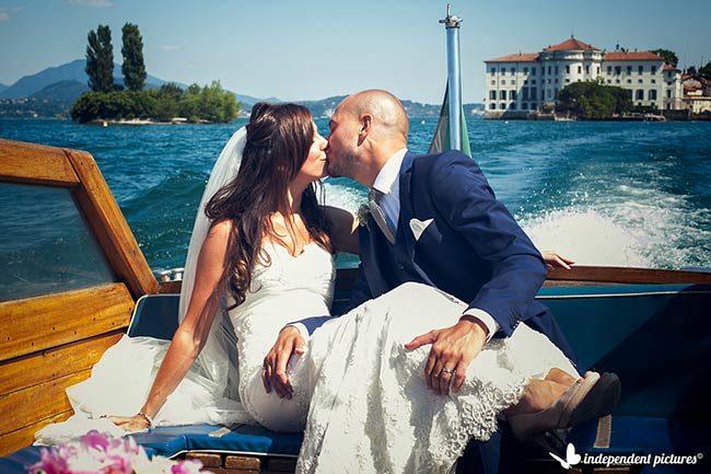 Matrimonio Golfo Borromeo Lago Maggiore © foto Independent Pictures