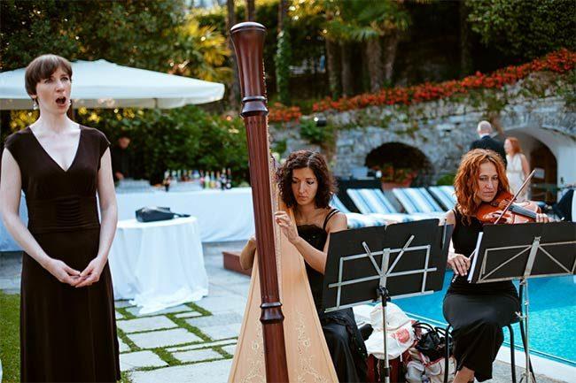 Villa Claudia Dal Pozzo © aperitivo in musica by Ariel Classica