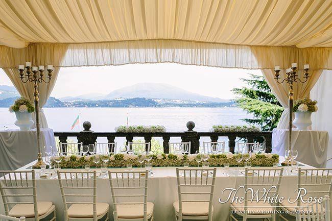 Villa Claudia Dal Pozzo © foto The White Rose