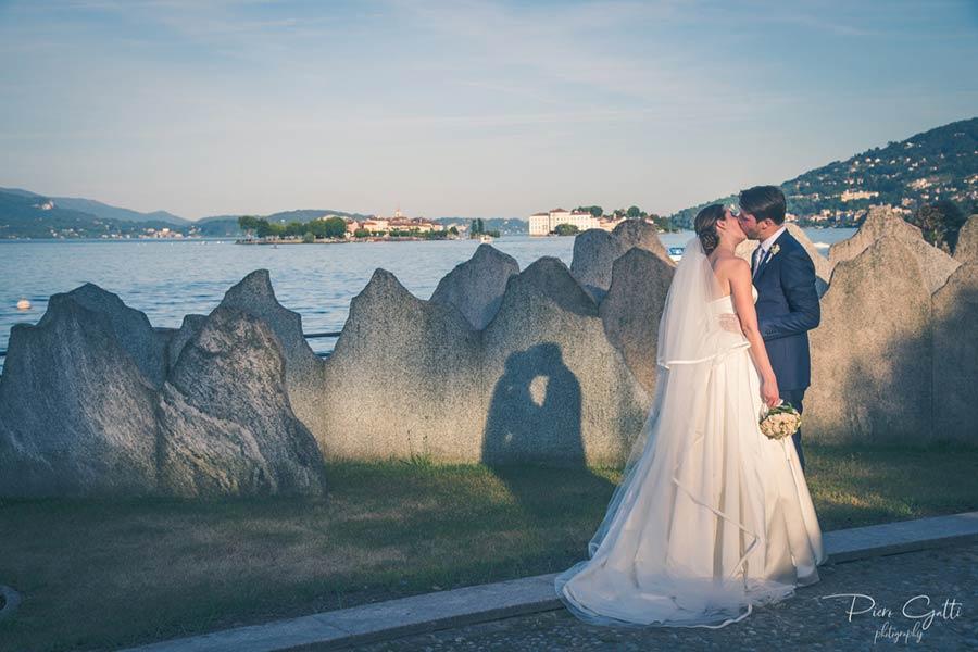 Piero Gatti fotografo matrimonio Baveno