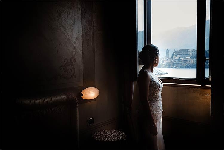 Matrimonio sul Lago d'Orta