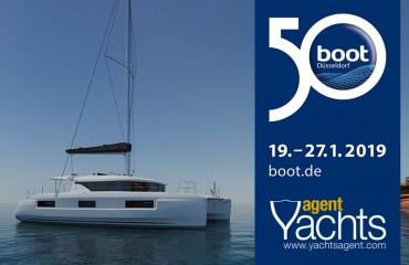 YachtsAgent at Boot 2019 in Dusseldorf