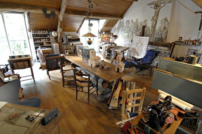 Lagora Des Arts Patrimoines Maison Atelier Foujita