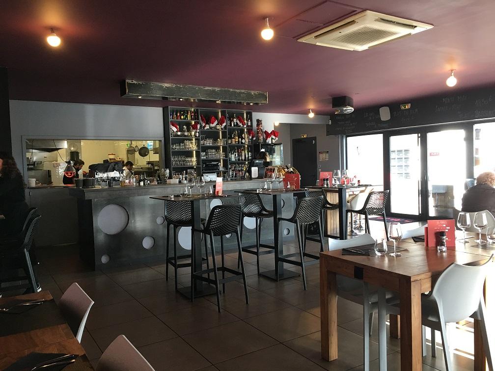 restaurant bar à vin à boujan sur libron