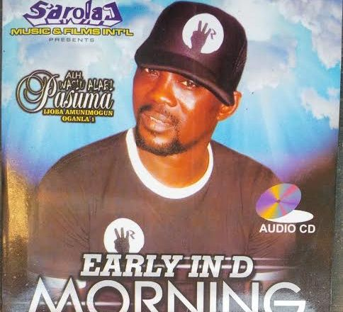 Pasuma - Early In D Morning