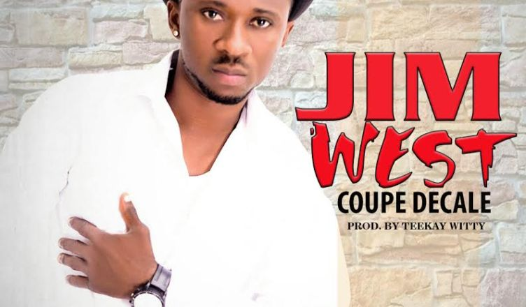 Jim West - Coupe Decale