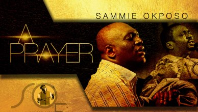 Sammie Okposo A Prayer Artwork