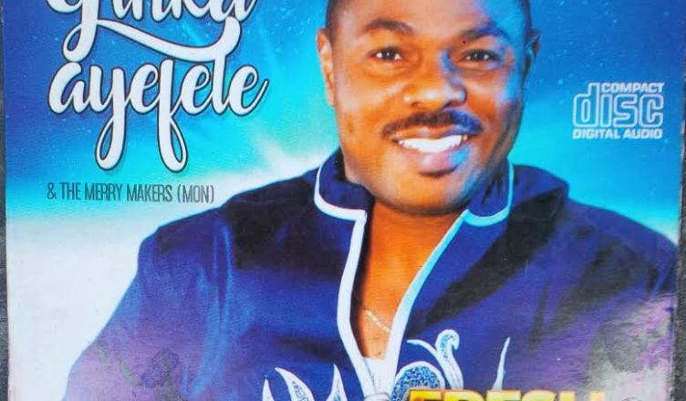 Yinka Ayefele - Fresh glory | DOWNLOAD ALBUM