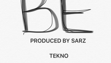 Download Tekno – BE (Prod. By Sarz)
