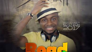 DJ Maff - Road2Fame Mixtape