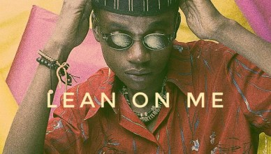 Joel Prodigee - Lean On Me Ft. Shaurel